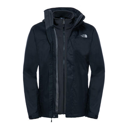Evolve II Triclimate Jacket Black