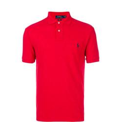Slim Fit Pique Polo Shirt