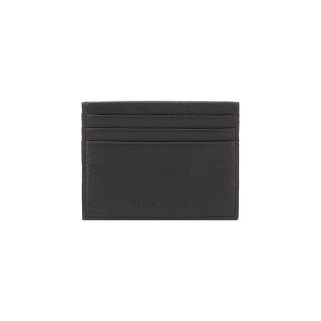 Polo Embossed Card Wallet