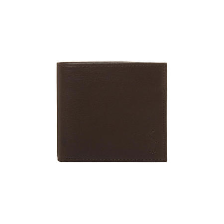Polo Embossed Billfold Wallet