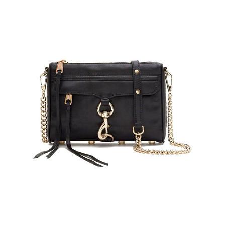 Mini M.A.C. Crossbody Bag Small Black