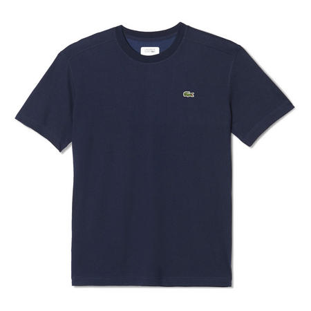 Tech Jersey Tennis T-Shirt Blue