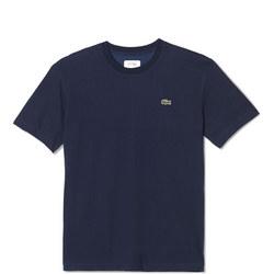Tech Jersey Tennis T-Shirt Blue