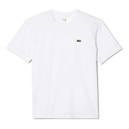 Tech Jersey Tennis T-Shirt White