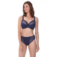 Jacqueline Full Cup Bra Blue