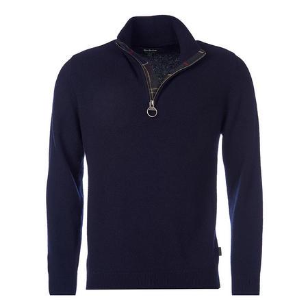 Holden Half Zip Sweater Navy