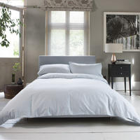 St Tropez Duck Egg Duvet Set  Blue