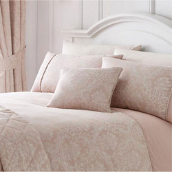 Serene Laurent Cushion Pink