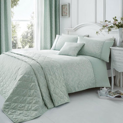 Ebony Duvet Set Duck Egg