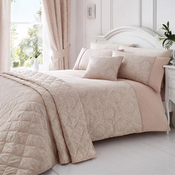 Laurent Duvet Set Pink