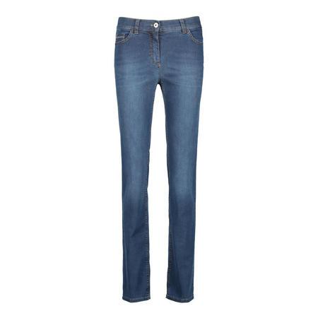 Romy Slim Fit Jeans Navy