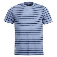 Dalewood Stripe T-Shirt Blue