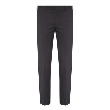 Lazio Slim Fit Suit Trousers Black