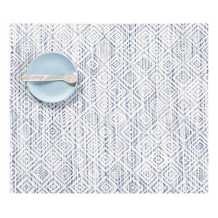 Rectangular Placemat Blue