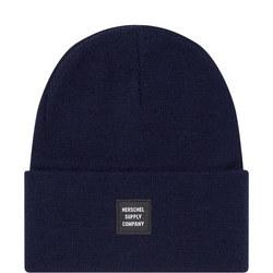 Abbott Beanie Hat Blue