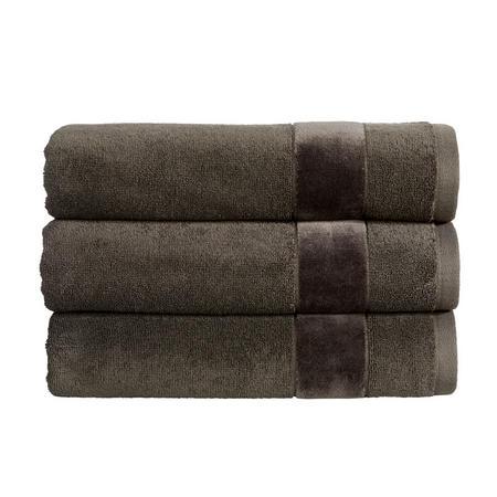Prism Towel Tarmac Grey