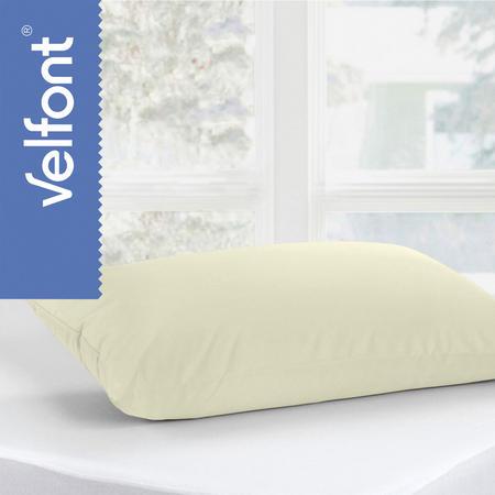 Standard Pillow Protector Cream