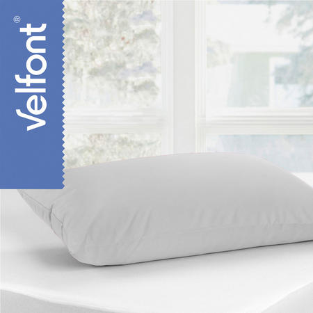 Standard Pillow Protector Grey