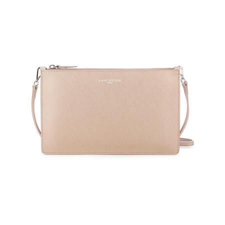 Zip Close Clutch Bag