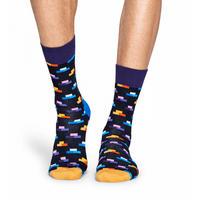 Brick Socks Black