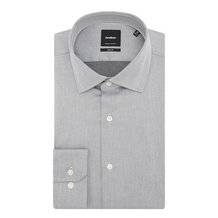 Santos Slim Fit Shirt Black