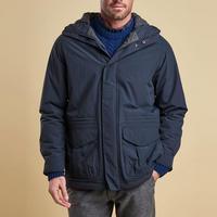Rivington Hooded Jacket Navy