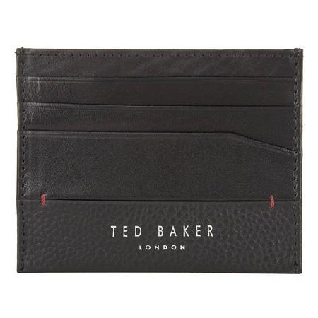 Leather Card Holder Black