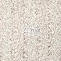 Harlo Cable Knit Sweater Cream