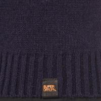 Arno Crew Neck Sweater Navy