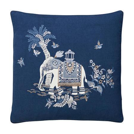Journey Cushion Blue