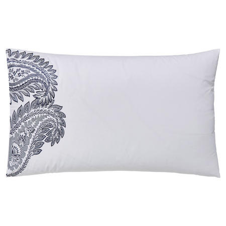 Samarinda Standard Pillowcase Blue
