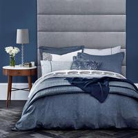 Samarinda Coordinated Bedding Blue