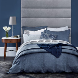 Samarinda Coordinated Bedding Set Blue