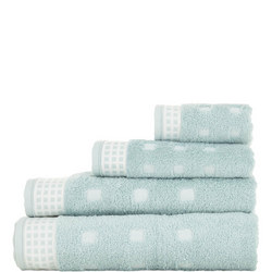 Country Towel Green