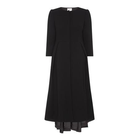 Cannes Dress Coat Black