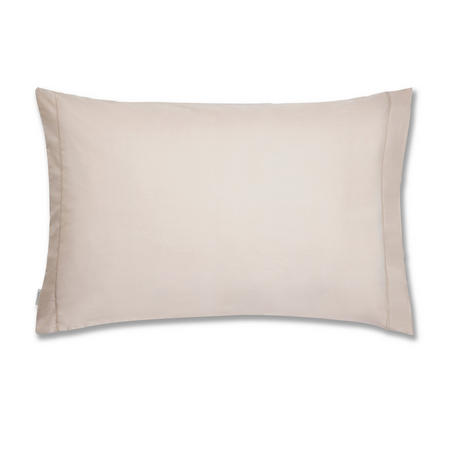 Cotton Soft 200 Thread Count Housewife Pillowcase Pair Natural