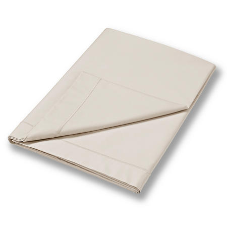 Cotton Soft 200 Thread Count Flat Sheet Natural