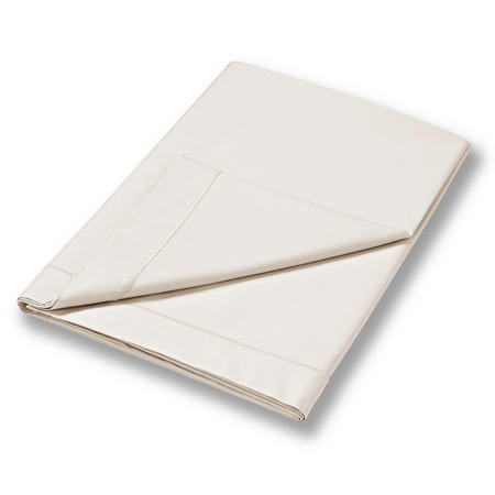 Cotton Soft 200 Thread Count Flat Sheet Cream