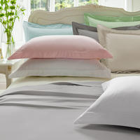 300 Thread Count Housewife Pillowcase Cream