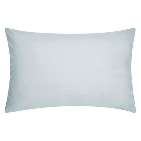 300 Thread Count Housewife Pillowcase Blue