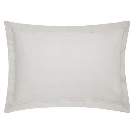 300 Thread Count Oxford Pillowcase Silver-Tone