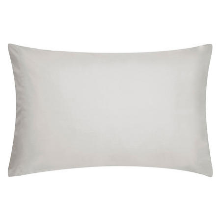 300 Thread Count Housewife Pillowcase Silver-Tone