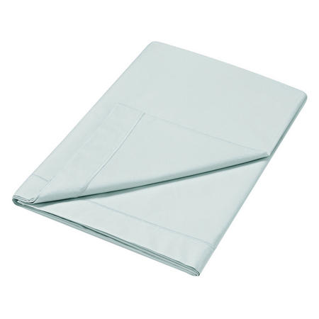 300 Thread Count Flat Sheet Blue