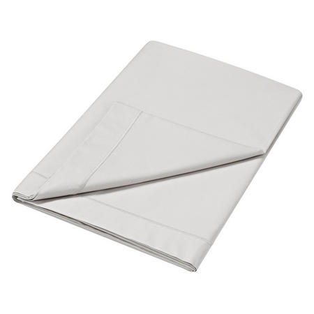 300 Thread Count Flat Sheet Silver-Tone