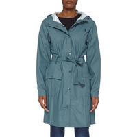 Curve Waterproof Jacket Blue