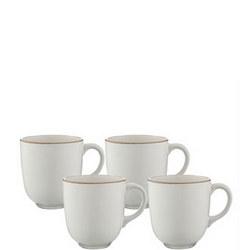 Classic Cream Mug Set