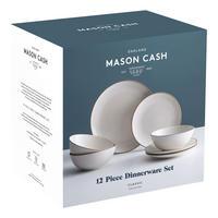 Mason Cash Classic Collection Cream 12 Piece Set