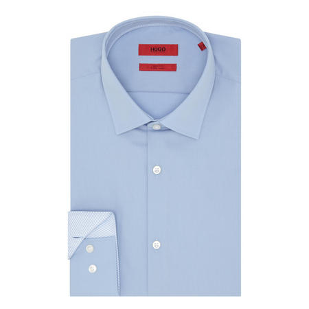 Joey Trim Shirt Bllue