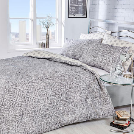 Lewin Duvet set Black
