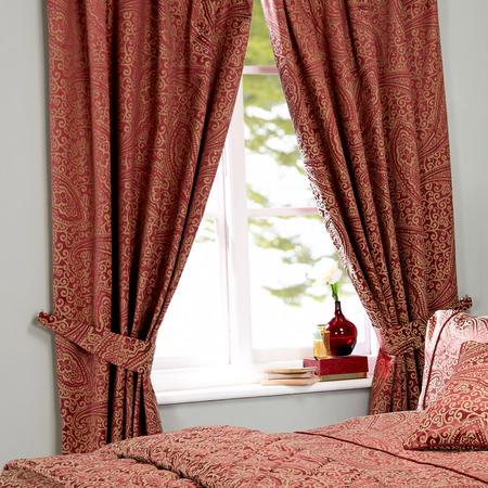 Ravello Curtain Claret
